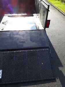 Remorque double essieux Laroche 54''×97'' Lac-Saint-Jean Saguenay-Lac-Saint-Jean image 6