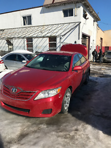 2010 Toyota Camry LE Berline