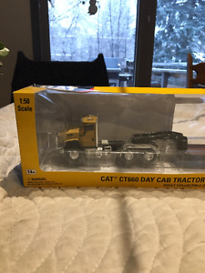 Caterpillar CT660 On Highway Truck 1:50 Scale Collectible Model
