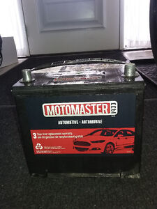 Car Battery Mazda 3 GT with 2 year warranty still left on it