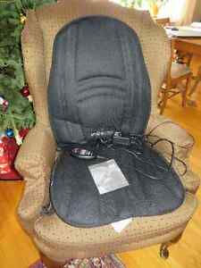 Obusforme heated seat and massage