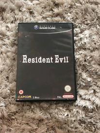 Resident Evil, original Nintendo Gamecube game