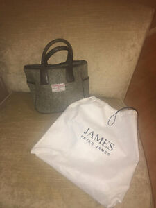 Harris Tweed Purse - New Kitchener / Waterloo Kitchener Area image 1