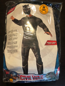 Costume Deluxe Black Panther - 40$