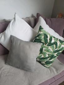 Cushions Joblot cheap bundle 4x scatter pillow sofa bed