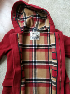 Womens small TNA coat like new