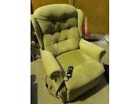 Restwell Recliner - Rise & Recline Chair