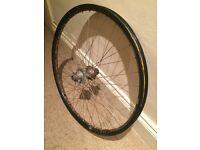 Mavic rear wheel