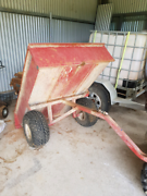 Trailer for mower or quad bike. Ryhope Lake Macquarie Area Preview