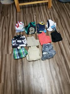 Boys 4t/5t summer clothes