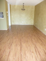 Large 2 bdrm, 2 bath, New Laminate. Available Immediately!