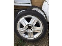 Renault clio car wheels