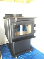 Brand-new Regency woodstove never used.