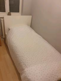 Malm IKEA bed
