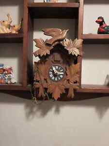 Vintage German Cuckoo Clock Cambridge Kitchener Area image 2