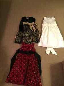 5T Girls Winter Clothing