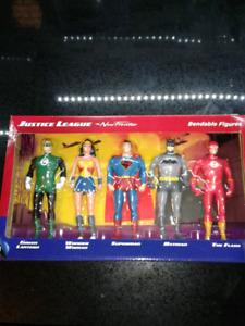 DC Marvel Superheroes Justice League Superman Batman The Flash