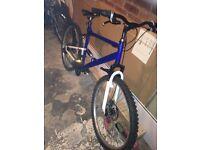 "Mountain bike 26"" wheel/disc brake"