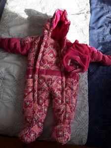 X-Trem Gusti Infant Snowsuit 9 Months