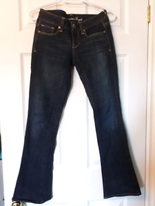 Women's AE Jeans - Size 0 (short)