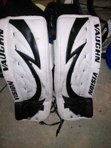Goalie pads, youth
