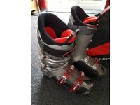 Salomon Falcon CS Mens Ski Boots - Used for 1 Week.