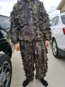 Gillie Suit New XL