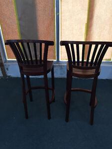 Deux magnifique chaise longue en bois Lac-Saint-Jean Saguenay-Lac-Saint-Jean image 7