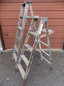Wooden Stepladders For Sale