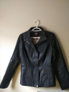 Womens Danier leather jackets