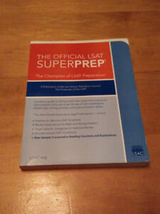 The Official LSAT SuperPrep: The Champion of LSAT Preparation