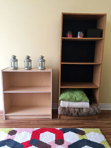 FREE Small and Large Bookcases