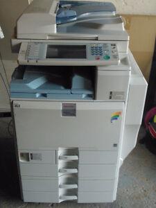 Rioch MP C3300 COLOR business machine - Copy/Print/Scan/Fax