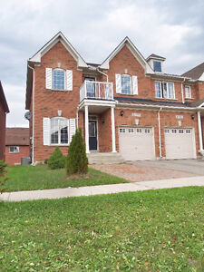 Stunning 4 Br Semi-Detach home for rent