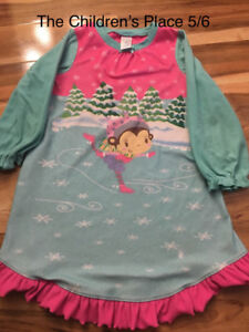 TCP fleece nightgown size 5/6
