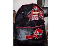 Gothic backpack/rucksack/satchel/messenger bag