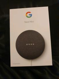 Google Nest Mini Charcoal
