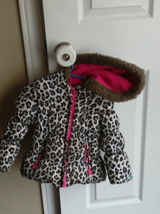 Winter/snow jacket toddler size 4 (4T)