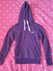 Superdry hoody size small