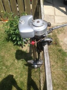 **Good Running Antique Outboard***
