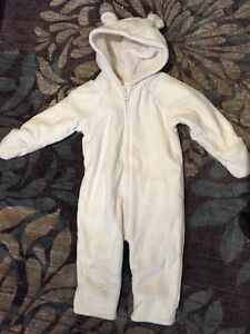 18-24 month Old Navy fleece one piece
