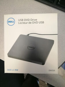 Brand New In Box ! Dell External DVD Drive