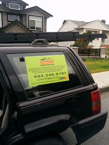 Accent Power Wash & Gutters....Windows... Roof De Moss....WCB! North Shore Greater Vancouver Area image 2