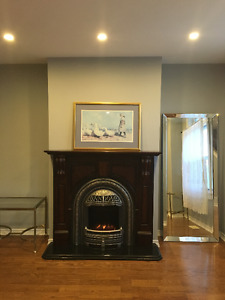 Newly renovated house for rental @Olive/Court