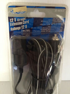 12 Volt power cord extension Kingston Kingston Area image 1
