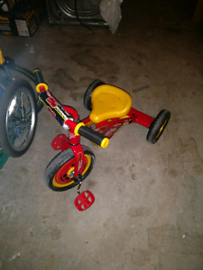 Almost new kids bike