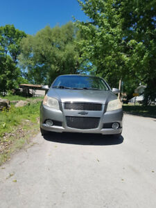 Chevrolet Aveo 5 2009, Manual. TAKE AS IS - FAST SALE