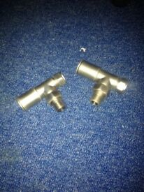 Radiator valves new