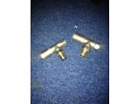 Radiator valves new