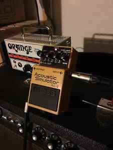 Boss AC2 acoustic simulator